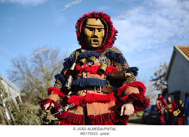 Festa dos Rapazes, or Festa de Santo Estevão (Saint Stephen), a religious festivity with deep roots in pagan Winter Solstice celebrations that takes place at...