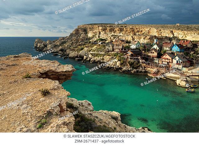 Popeye village theme park (former film set), Malta
