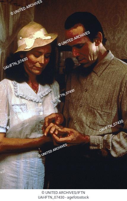 Hard Travelling, aka: Am Ende des Weges, Fernsehserie, USA 1995, Regie: Dan Bessie, Szenenfoto