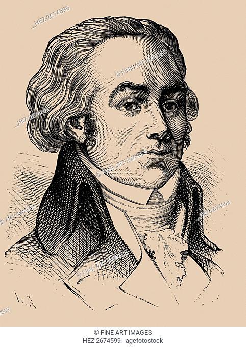 Joseph-Geneviève Comte de Puisaye (1755-1827), 1889