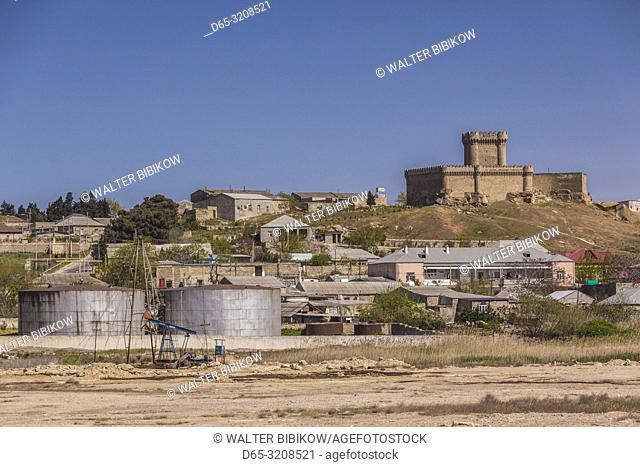 Azerbaijan, Baku, Abseron Peninsula, Ramana Fortress, 12th century