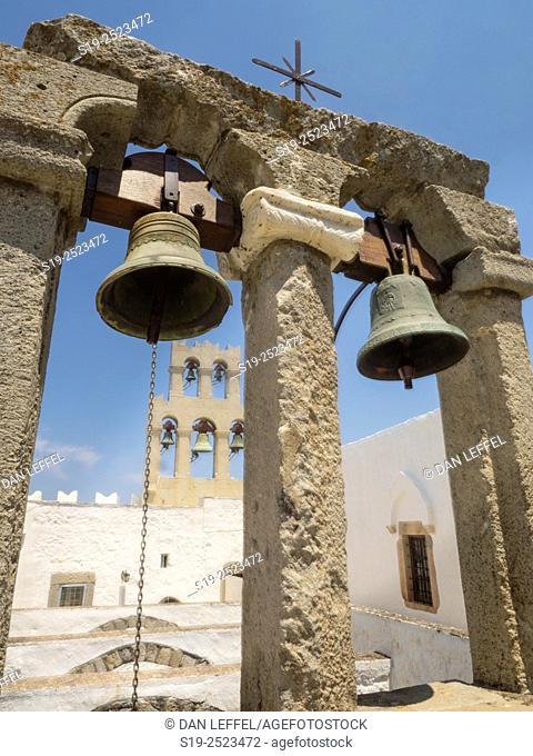 Chora, Patmos, Greece