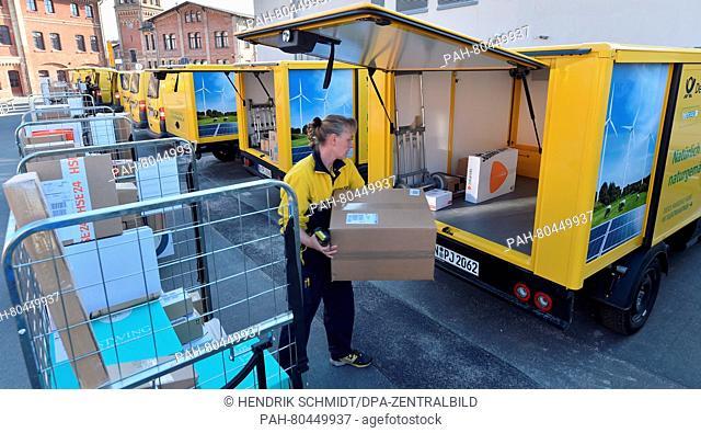 service shop deutsche post