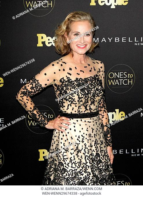 People's One's To Watch Event Celebrating Hollywood's Rising & Brightest Stars held at E.P. & L.P. in Los Angeles Featuring: Maureen McCormick Where: Los...