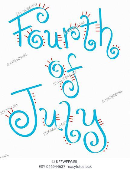 Fancy Fourth of July