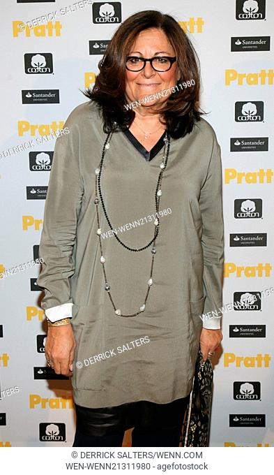 Pratt Institute's 115th annual student fashion show - Afterparty held at The High Line Hotel. Featuring: Fern Mallis Where: New York City