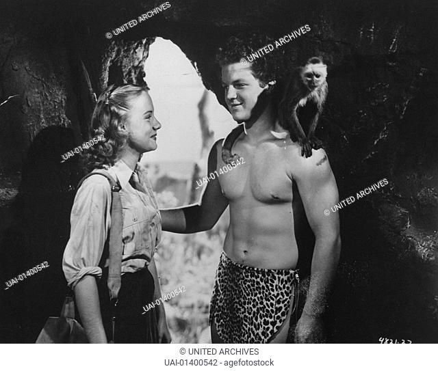 Bomba, The Jungle Boy, , Bomba, The Jungle Boy, , Szenenbild