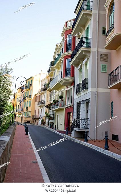 Street, Monaco