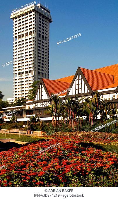Malaysia Kuala Lumpur The Royal Selangor Club, Merdeka Square Adrian Baker