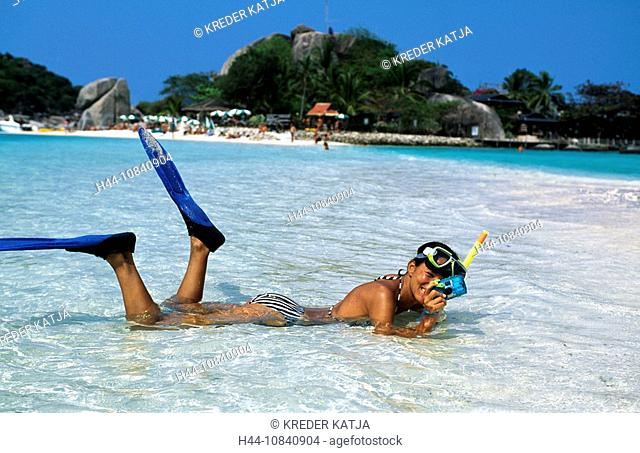 Thailand, Asia, Ko Tao, travel, Asia, Southeast Asia, Southern Thailand, Asia, Ko Samui, Koh Samui, Koh Tao, beach, wo