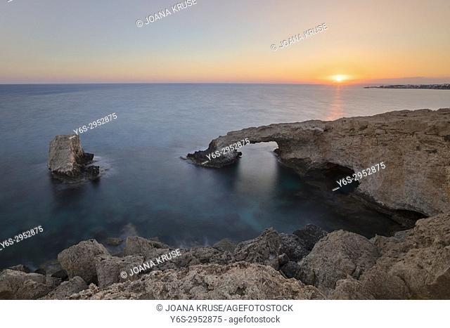 Love Bridge, Agia Napa, Cyprus