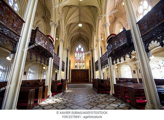 Chapel Royal, Dublin, Leinster, Ireland