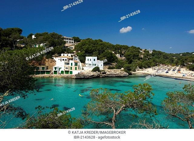 Cala Santanyi, Majorca, Balearic Islands, Spain, Europe