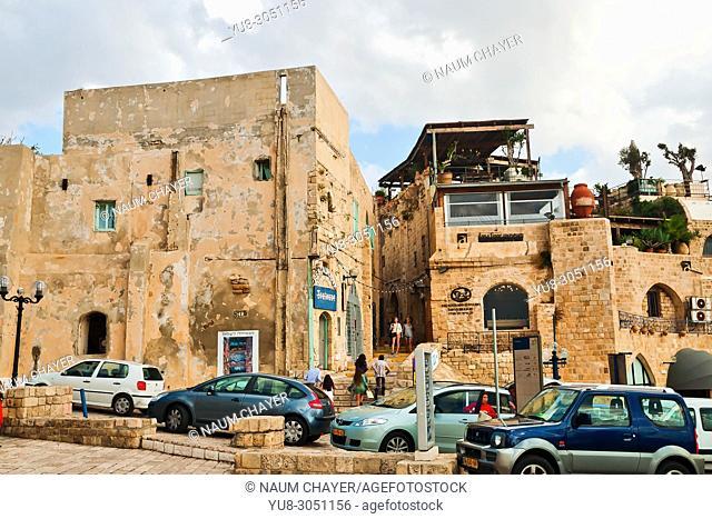Jaffa; Tel Aviv-Yafo, Israel