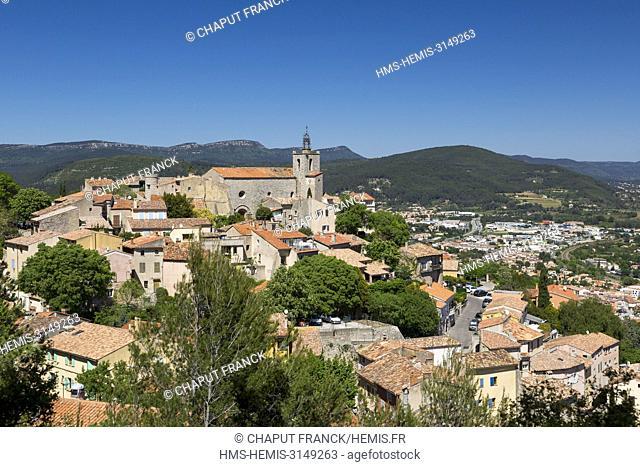 France, Var, Sollies Ville