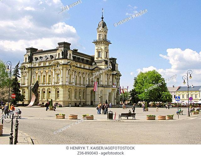Nowy Sacz, Poland