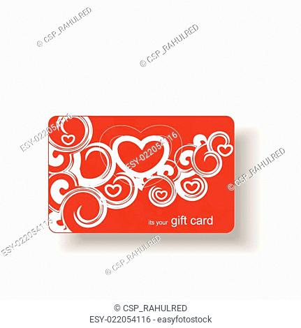 Beautiful gift card