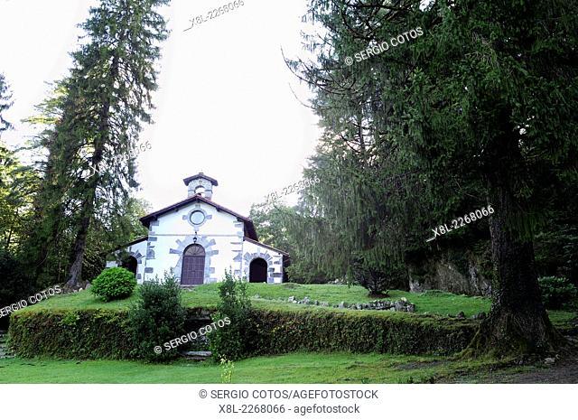 hermitage Artikutza
