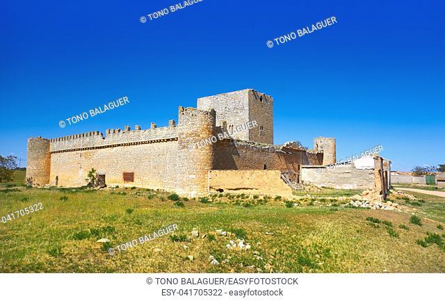 Santiago de la Torre in saint James Way of Levante in Castile La Mancha Cuenca of spain