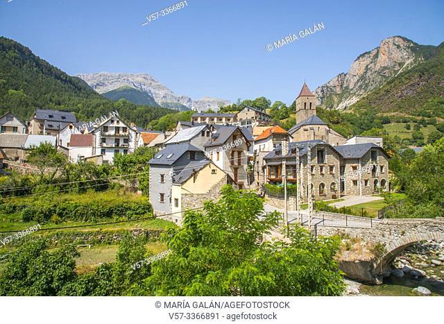 Bielsa, Huesca province, Aragon, Spain