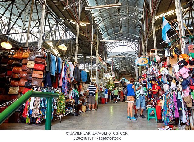 Sunday market. San Telmo. Buenos Aires. Argentina
