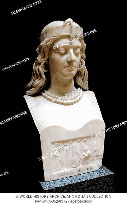 Pharaoh's daughter 1865 by John adams-acton 1830-1910