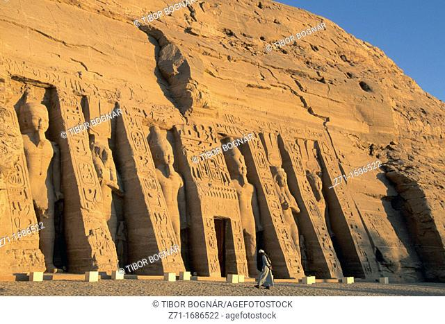 Egypt Abu Simbel Temple of Hathor