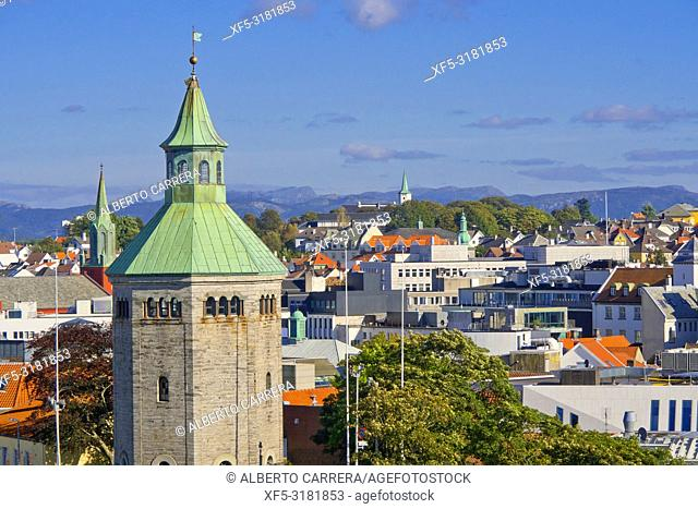 Valberg Tower, Stavanger, Norway, Scandinavia, Europe