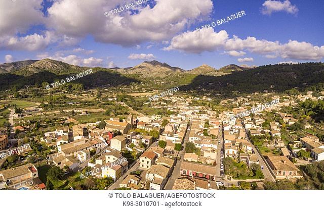 S'Arracó, término de Andratx, Mallorca, balearic islands, Spain