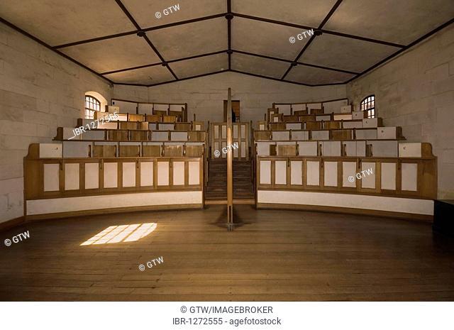 Port Arthur penal colony, asylum church, Tasmania, Australia