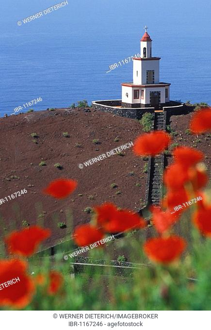 Nuestra Senora de la Candelaria Church, Frontera, El Hierro, Canary Islands, Spain, Europe