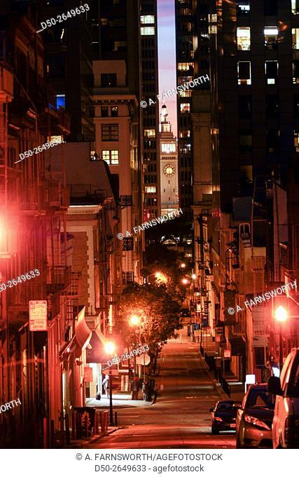 SAN FRANCISCO, CALIFORNIA USA Chinatown