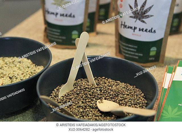 International Expo and Conferences on Medical Cannabis and Hemp. The largest international Cannabis Trade Fair of the Balkan Peninsula, in the heart of Athens