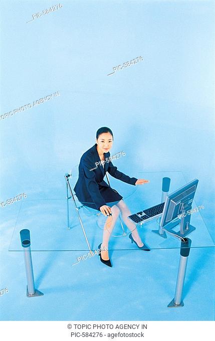 Businesswoman,Korean