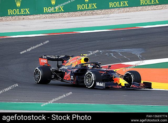 23.10.2020, Autódromo Internacional do Algarve, Portimao, FORMULA 1 HEINEKEN PORTUGUESE GRAND PRIX 2020, in the picture Alexander Albon (GBR # 23)