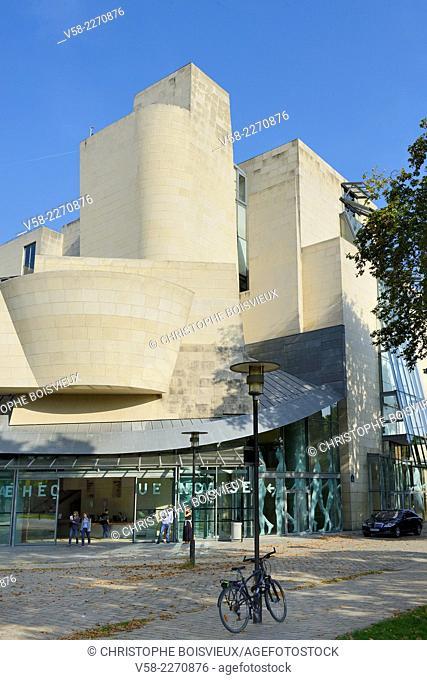 France, Paris, Bercy district, La Cinematheque