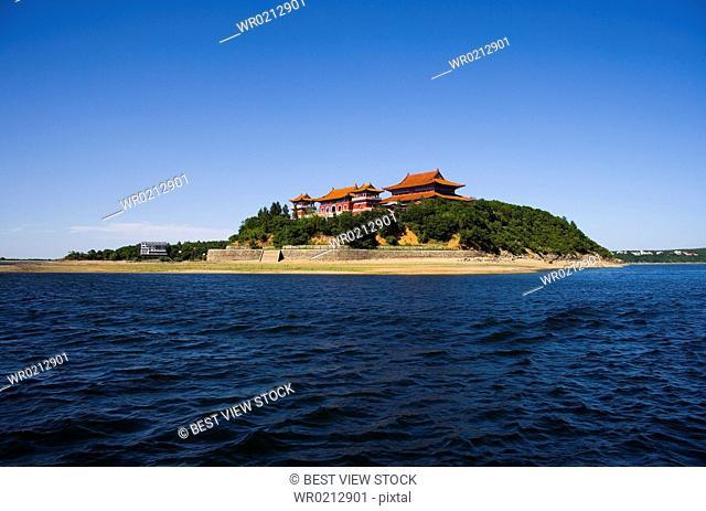 Heilongjiang,Jingbo Lake,Mirror Lake