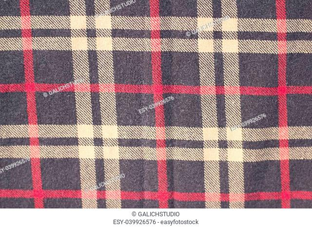 photo plaid pattern for background