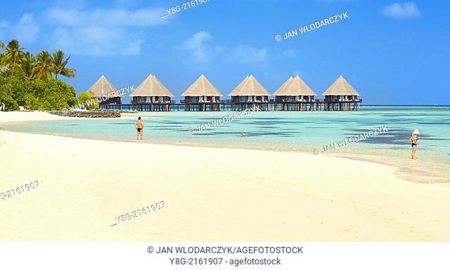 Maldives, Ari Atol, Indian Ocean
