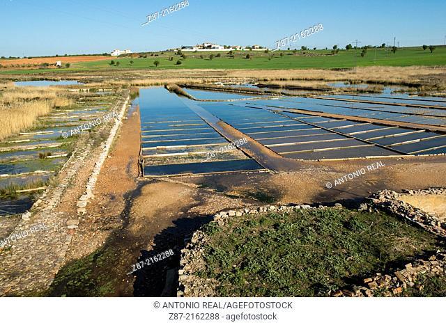 Salinas de Pinilla microreserve, Alcaraz, Albacete province, Castilla-La Mancha, Spain