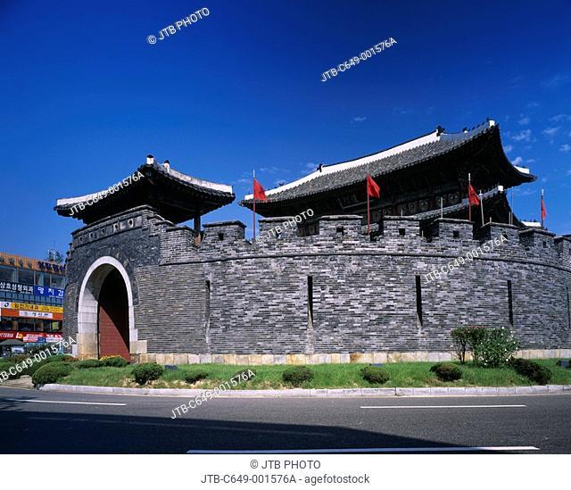 Suwon, Hwaseong Fortress, South Korea