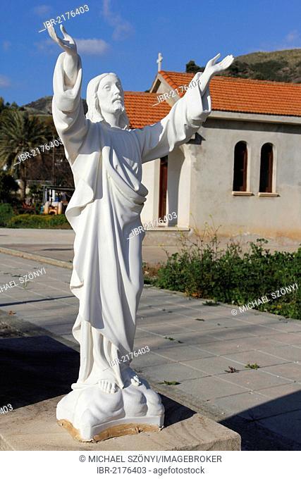 Church in Fasoula near Paphos, Cyprus, Greece, Europe
