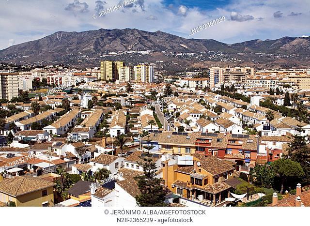 Fuengirola village, Malaga, Andalusia, Spain