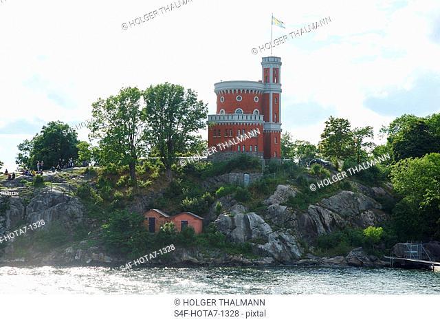 Schweden, Stockholm, Kastellet