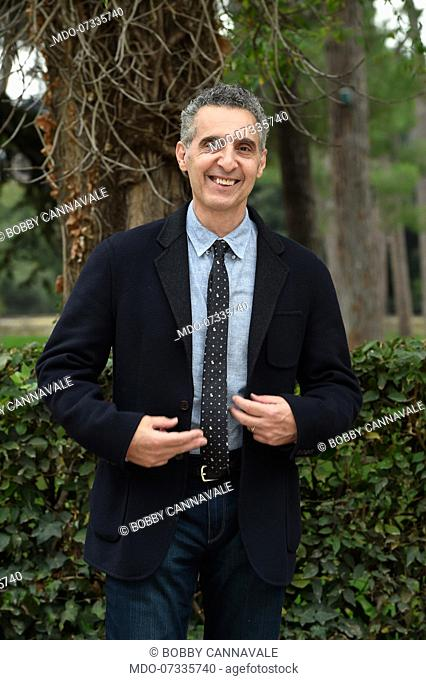 American actor and director John Turturro during the photocall for the presentation of the movie The Jesus Rolls. Rome (Italy), October 15th, 2019