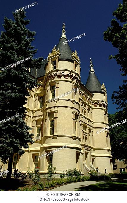 Spokane, WA, Washington, downtown, Spokane County Courthouse
