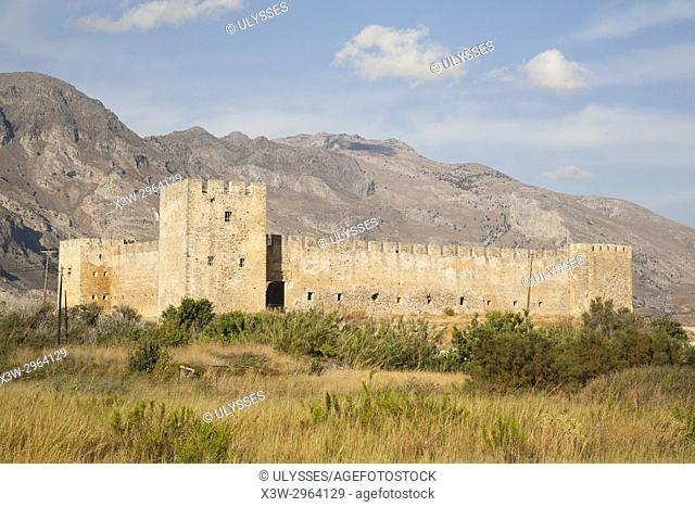 Frangokastello, Crete island, Greece, Europe