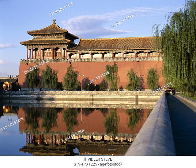 Asia, Beijing, Peking, China, Forbidden city, Heritage, Holiday, Landmark, Ming, Museum, Palace, Qing dynasty, Tourism, Travel