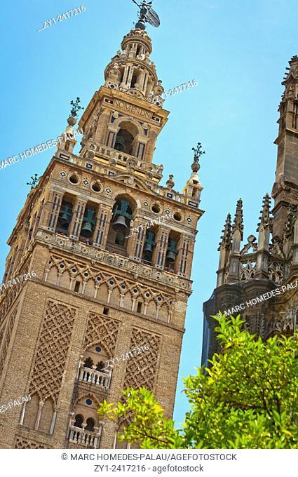 Belltower of Seville (Giralda)