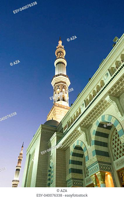 Prophet muhammad medina Stock Photos and Images | age fotostock